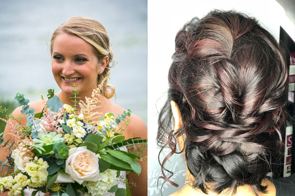 salon weddings brides